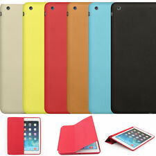 Smart Case Flip Cover Case for Apple iPad Mini 3 Mini 2 & ipad Mini Gold / Black