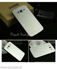 Brushed Metal Back Cove Metal Case MOTOMO Cover For Samsung Galaxy Grand PRIME