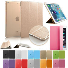 UK Fashion Color Smart Leather Cover Case For Apple iPad 2 3 4 Air Pro Mini 2017