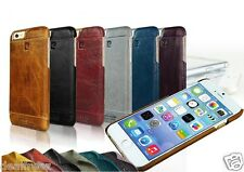 iPhone 6 & 6 Plus Pierre Cardin Italian Leather Back Case Cover Series PCL-P03