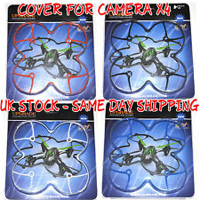 Hubsan X4 Quadcopter Propeller Protection Cover 4 Colours Camera & FPV Versions