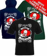 """Pennywise The Dancing Clown """"IT"""" Stephen King Horror Movie T Shirt"""