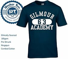 Gilmour Academy T Shirt as worn by David Gilmour of Pink Floyd