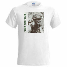 The Smiths  Meat Is Murder Mens T Shirt  Morrisey Johnny Marr Manchester