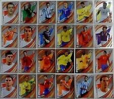 PANINI 2010 SOUTH AFRICA WORLD CUP TRACKER STICKER MORRISONS PROMO - YOU CHOOSE