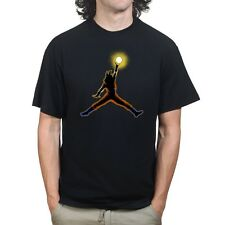 Air Goku Saiyan Dragon ball jordan T-shirt R77