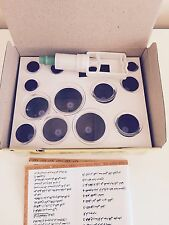 12 CUP CUPPING THERAPY SET FOR DRY & WET CUPPING HIJAMA BOX ARABIC HEALTH VACUM