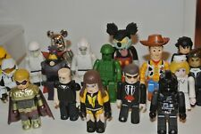 KUBRICK BEARBRICK ACTION FORCE FIGURES Reservoir dogs Gi Joe Devilman superman