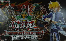 YuGiOh LC04 Joey's World Promo and Token Cards Ultra Rare Limited Edition