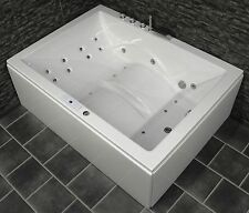 Whirlwanne Whirlpool Armatur Jacuzzi Badewanne LXW-LAURA MADE IN GERMANY