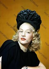 Vintage A4 Photo Poster Wall Art Print of Lovely Movie Star Pin-up Betty Hutton