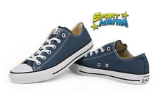 Converse All Star OX Blu Navy Scarpe Uomo Donna Sportive Sneakers M9697C