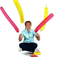 Bulk Buy Rocket Balloons - Fun Party Balloons - Party Bag Toys - Party Supplies