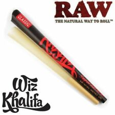 Wiz Khalifa Loud Pack King Size & 1-1/4 size RAW Classic Rolling Papers+Tip+Tray