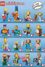 "Lego Minifigures 71009 The Simpsons ""Choose Your MiniFigure"" New Factory Sealed"