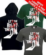 Let The Right One In Vampire Horror Movie T Shirt
