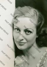 Vintage Photo Re-print Wall Art Poster of Hollywood Movie Icon Joan Crawford