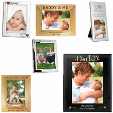 PERSONALISED Fathers Day Birthday Christmas Gift For Daddy Dad Photo Frames