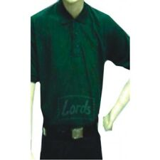 Lords Men's Half Sleeve Bottle Green T-Shirt - Polyester Cotton Blended