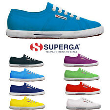 SUPERGA - SCARPE SNEAKERS SHOES UNISEX UOMO DONNA SPORT RUNNING 2950 COTU