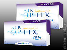 Ciba Air Optix Aqua MULTIFOCAL 2x 6 Neu&OVP