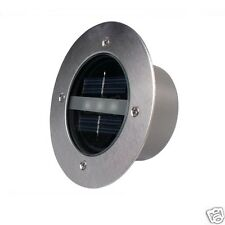 Solar Power 3LED Outdoor Underground Light
