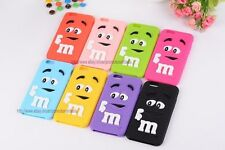 3D Cute Design Soft Silicon Back Case Cover For Apple iPhone 6 Plus (5.5 inch