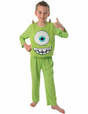 Costume Carnevale Halloween Deluxe Mike Monsters University Bambino
