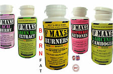 FMax5 Fat Burners - Strongest Slimming Diet & Weight Loss Pills Tablets Capsules