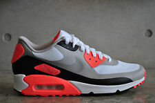 Nike Air Max 90 Infrared OG Patch - White / Infrared - Cool Grey