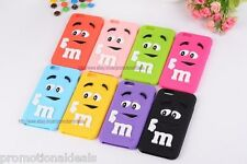 3D Cute Design Silicon Back Case Cover For iPhone 6 (4.7 inch & 6 Plus (5.5 inch