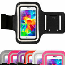 For Apple iPHONES Gym Running Sports Armband Case Holder Strap Jogging Arm Band