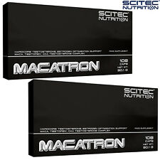 MACATRON - Pro Testosterone Booster Supplement - Lean Muscle Growth - DAA MACA