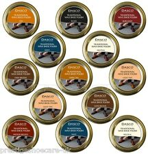 Dasco Traditional Wax Shoe Polish Boot Polish Colour Shine Polish MADE IN THE UK