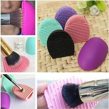 Makeup Brush Cleaner Golve Scrubber Foundation Cosmetic Cleaning Tool Silicone