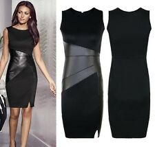 Sexy Women Ladies Evening Party Cocktail Casual Dress Bodycon Pencial Dress W09