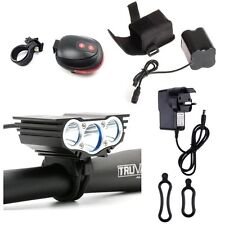 Bicycle Bike Cycling Lamp Cree LED X3 Headlamp Front Head Light Torch