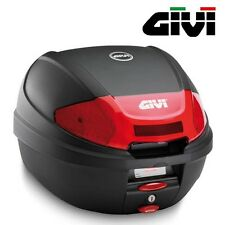 Top Case GIVI E300N2 MonoLock 37l topcase moto scooter NEUF matelas cases