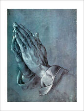 Durer - Praying Hands - fine art giclee print poster - various sizes
