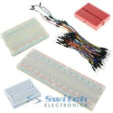 Solderless Prototype PCB Breadboard with 65pcs Jumper Leads Wires