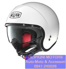 NOLAN N21 CLASSIC 05 Metal White Casco Jet Scooter Moto by NolanGroup
