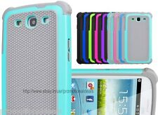 PREMIUM STYLE GRIP Protective HARD CASE COVER FOR Samsung Galaxy S3 i9300