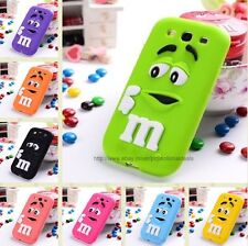 New Arrival 3D Cute Design Silicon Back Case Cover For Samsung galaxy S3 i9300