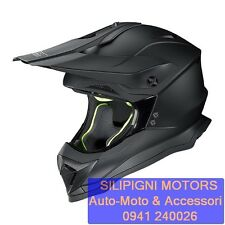 NOLAN N53 SMART 10 flat black - Casco Integrale Off Road Cross Enduro