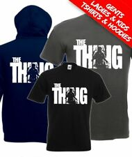 The Thing John Carpenter Retro Horror Movie T Shirt / Hoodie