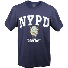 T-SHIRT NYPD NEW YORK CITY POLICE DEPARTMENT Sous Licence Officielle