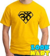 T shirt [Super OM] Design Men's Printed Tshirt - 100% Cotton Tees [LMAO]