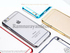 ORIGINAL ROCK™ Electroplating & Neon Series TPU Ultra Thin Case For iPhone 6