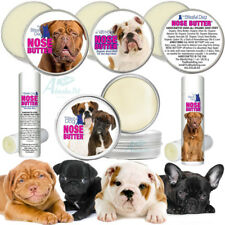 Blissful Dog Nose Butter Tin/Tube Dogue De Bordeaux French Bulldog Bullmastiff