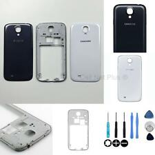 New Samsung Galaxy S4 Replacement REAR BATTERY BACK COVER- MIDDLE FRAME & Tools